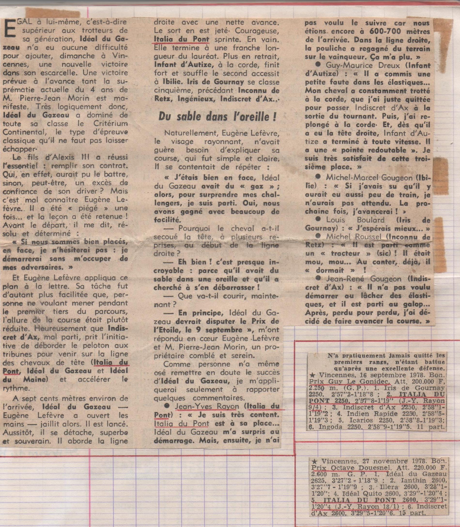 1978 08 27 Italia du Pont Criterium Continental (1)