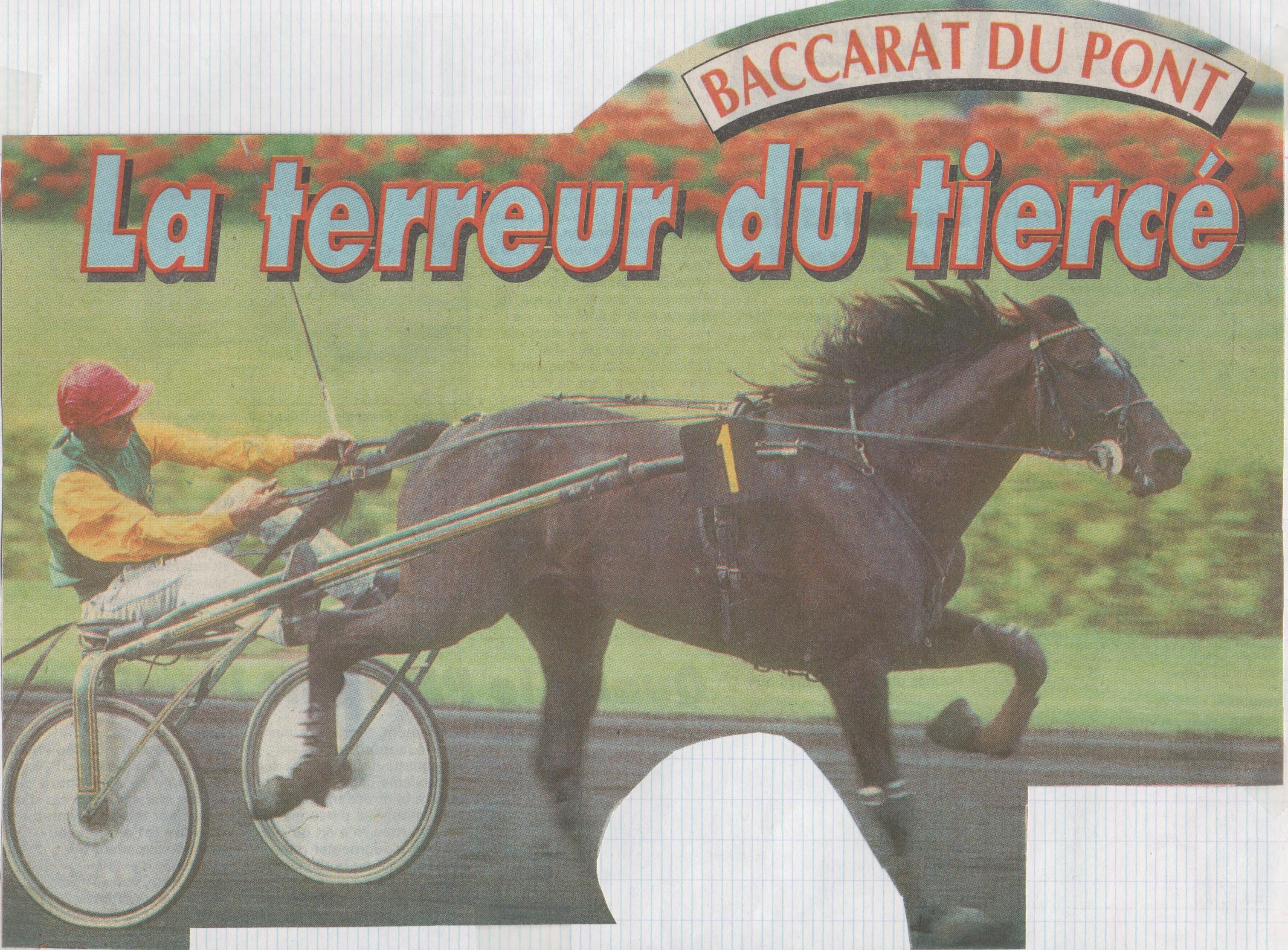 1995 09 Baccarat du Pont
