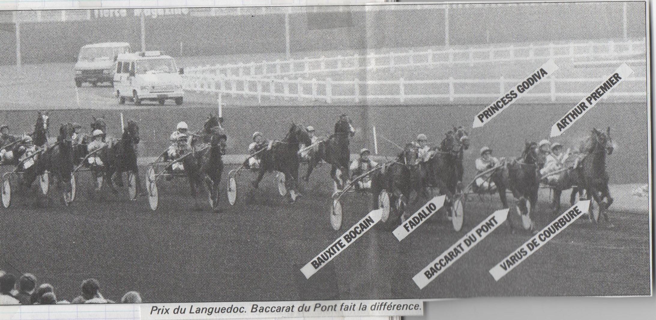 1995 11 23 Baccarat du Pont Prix du Languedoc