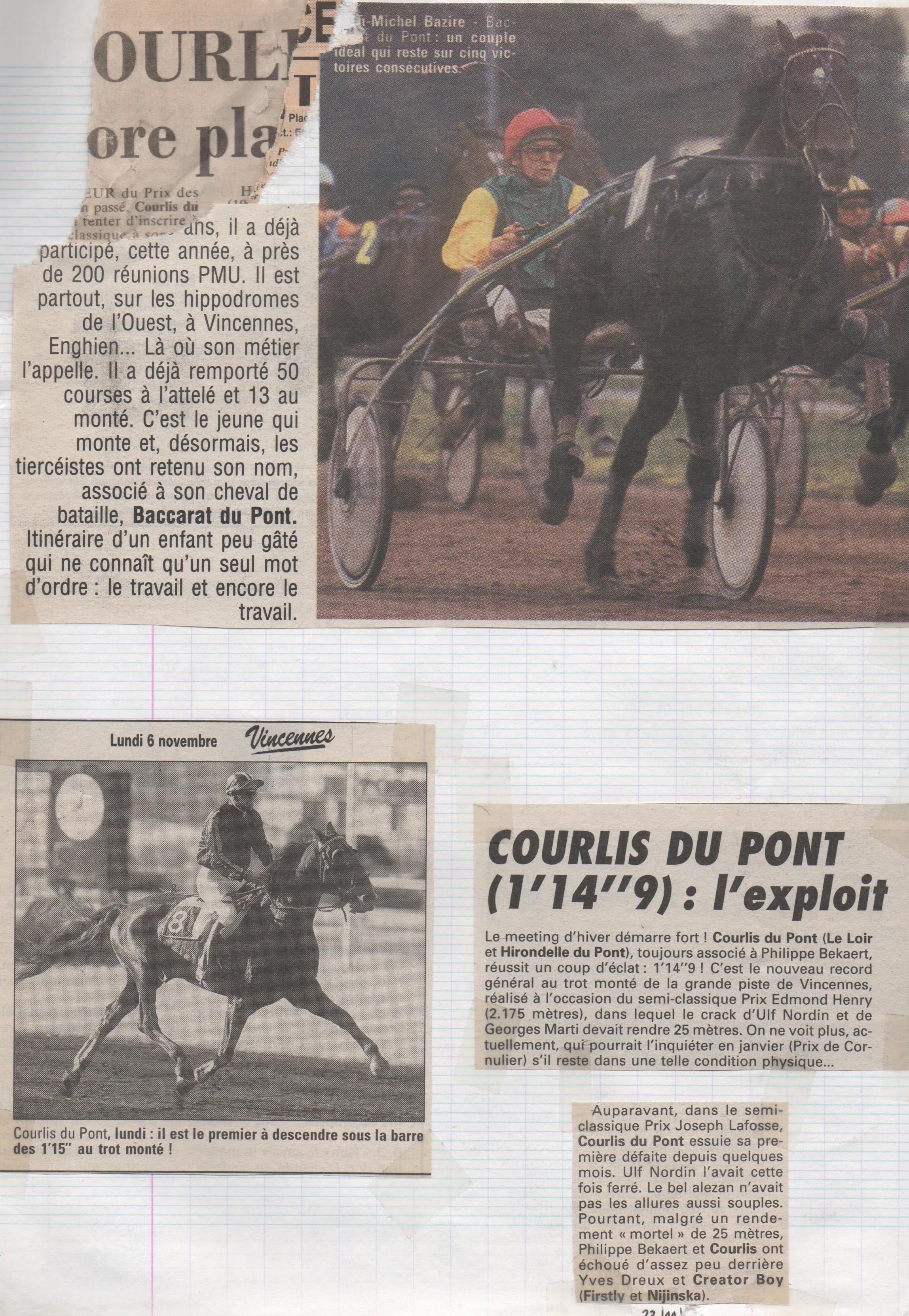 1995 11 Baccarat du Pont et Courlis du Pont