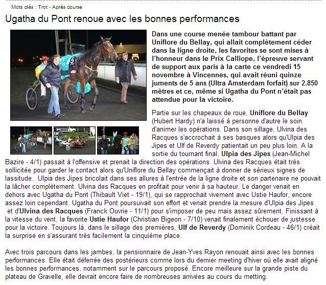 Revue de presse... dans Revue de Presse ugatha-du-pont-15-11-2013-2