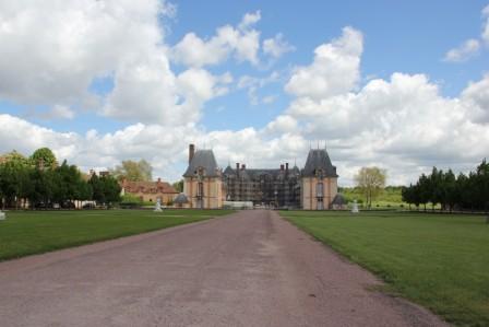 à Grosbois le 11 mai 2013 dans le 11 mai 2013 à Grosbois 001-chateau