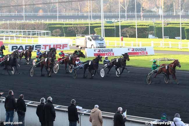 Vincennes - C1 - 03/12/2013