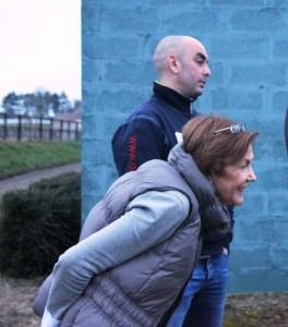 Gisèle et Loic
