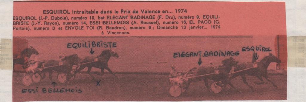 1974 Equilibriste Prix de Valence