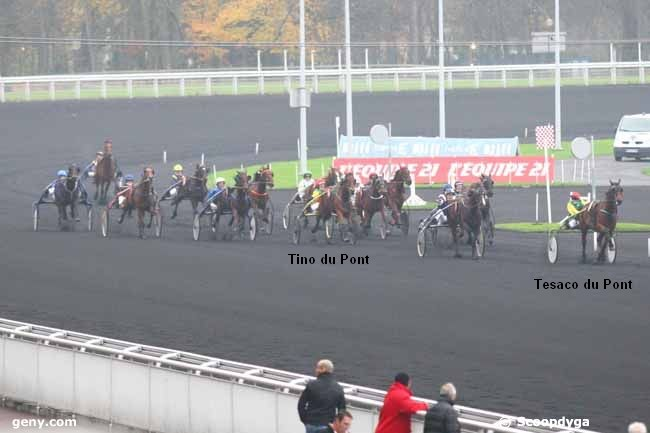 Vincennes - C5 - 01/12/2014