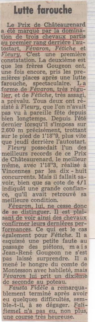 1977 Fevaron Prix de Chateaurenard (1)