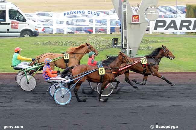 Vincennes - 4 - 16/01/2009