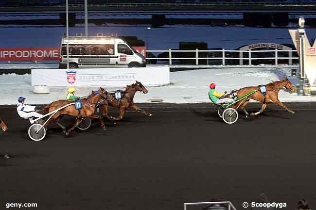 Vincennes - C8 - 26/12/2010
