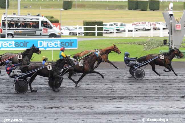 Vincennes - C1 - 06/01/2011