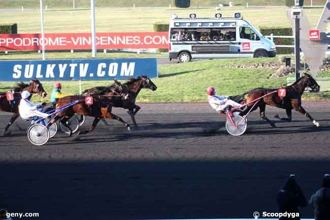 Vincennes - C5 - 02/02/2012