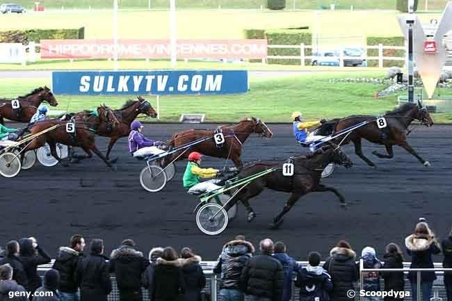 Vincennes - C3 - 25/12/2012
