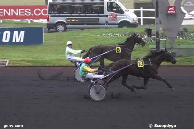 Vincennes - C4 - 27/12/2011