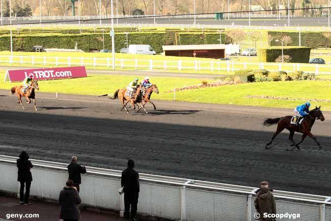 Vincennes - C1 - 23/02/2016