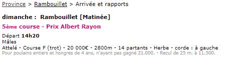 Rambouillet 1