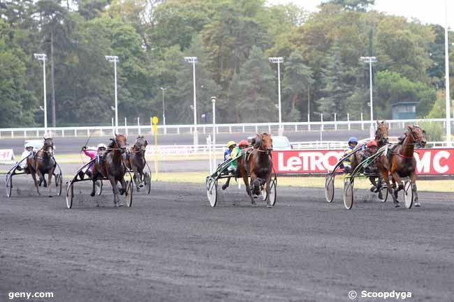 Vincennes - C8 - 20/08/2018