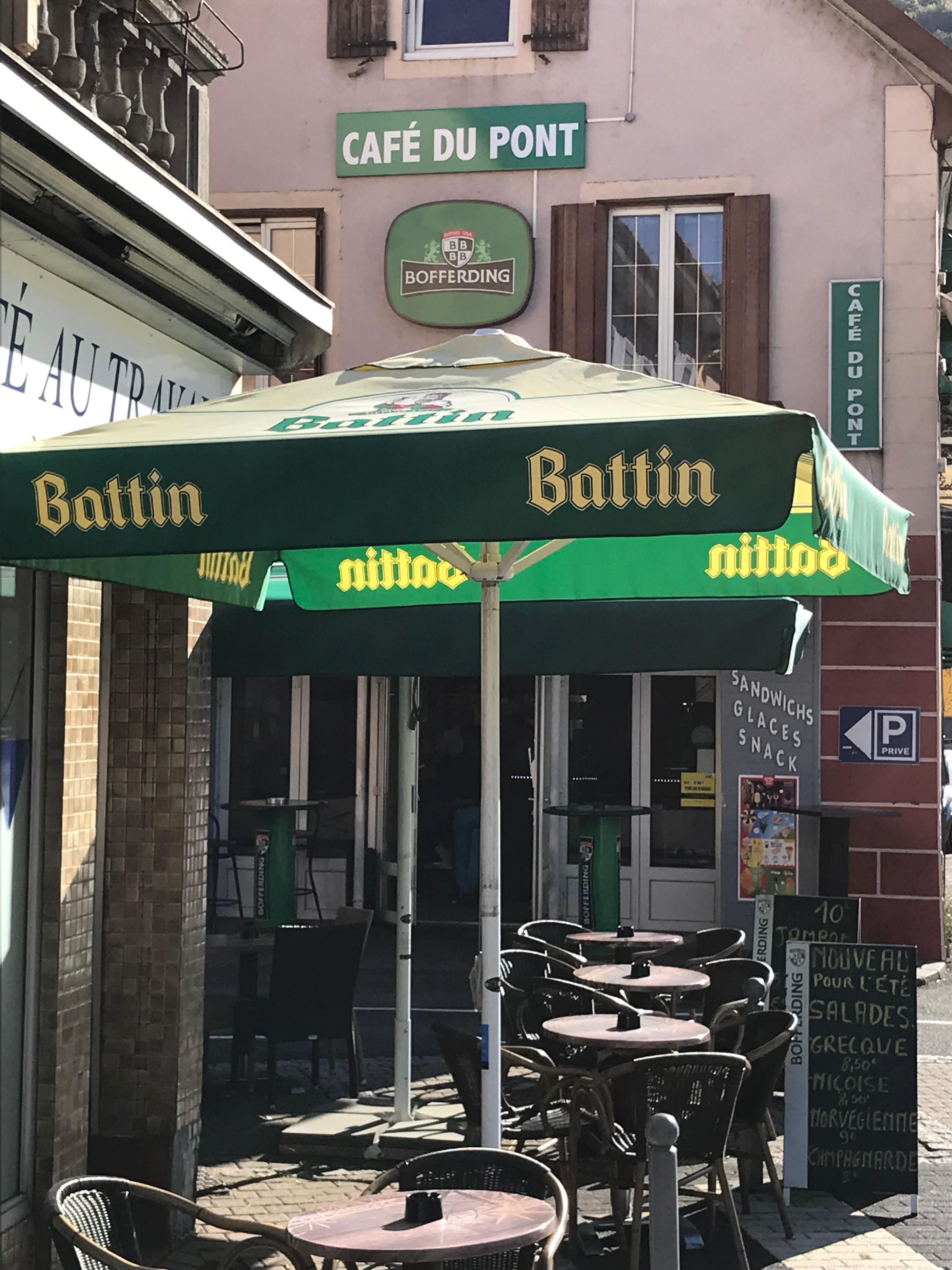 Café du Pont 1
