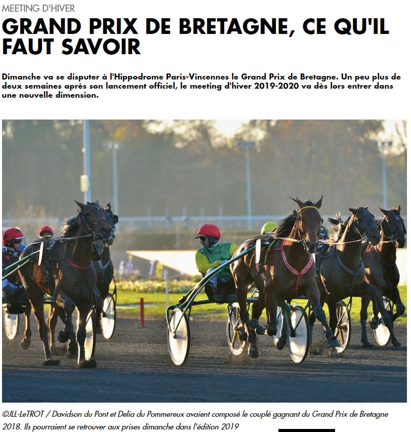2019 11 12 Prix de Bretagne LT1