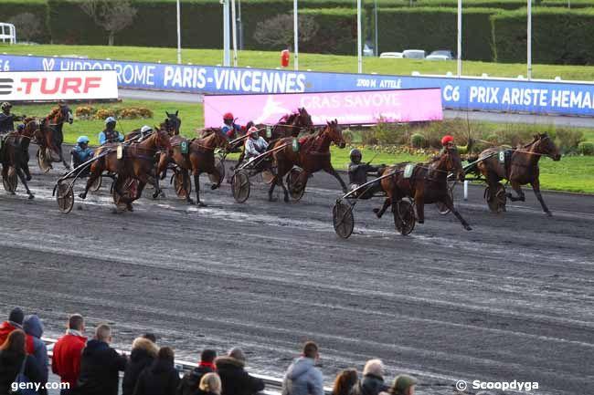 Vincennes - C6 - 08/12/2019