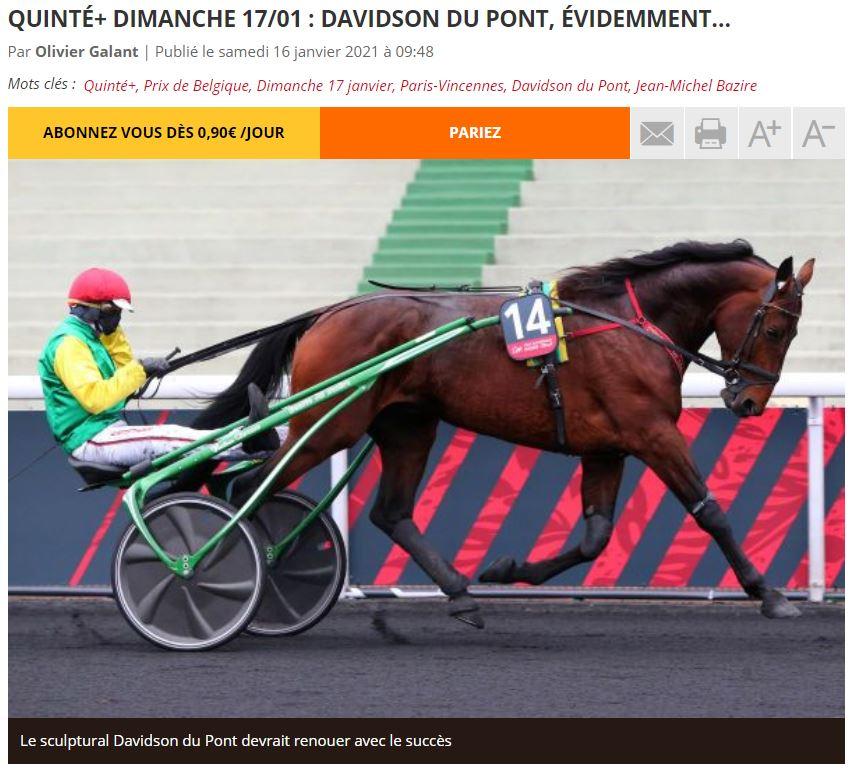 2021 01 Prix de Belgique PT1